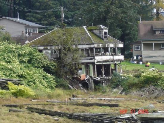 Abandoned House Alaska Picture Of Ketchikan Alaska