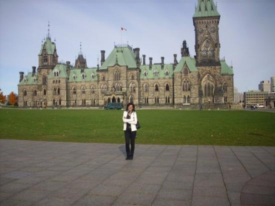 The Peace Tower Ottawa
