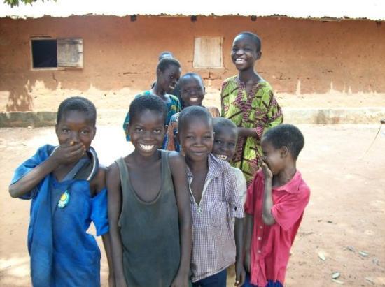 Lome, Togo : Family