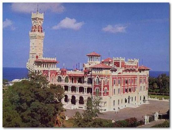 Gärten des Montaza Palace: King Farouk Palace and Montazah Gardens in Alexandria