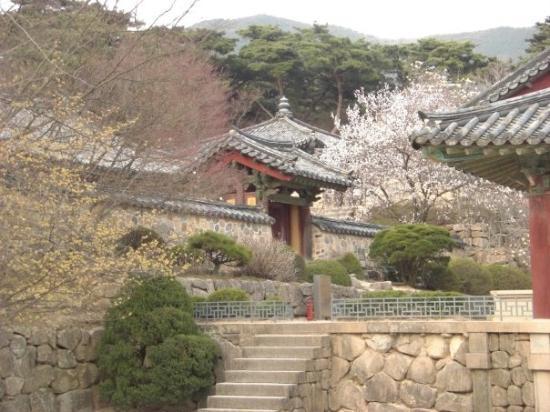 Gwangju, Νότια Κορέα: Bulkooksa Temple