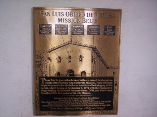 Mission San Luis Obispo de Tolosa Photo