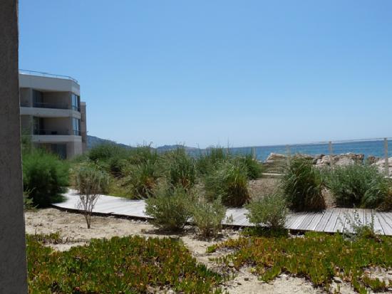 nhow Marseille at Palm Beach: autre vue des chambres