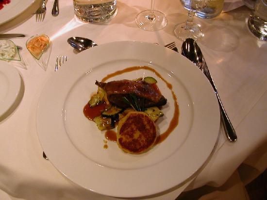 Falkensteiner Hotel & Spa Carinzia: anatra