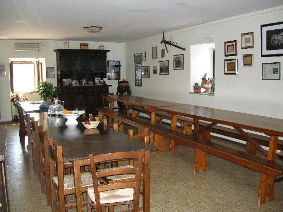 Agriturismo Bartoli: Dining Room