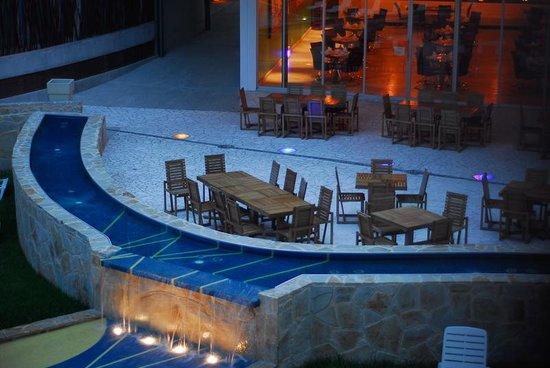 Tuxpan (Túxpam), México: Restaurant