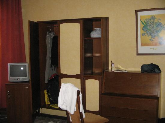 Hotel Milano : la nostra camera