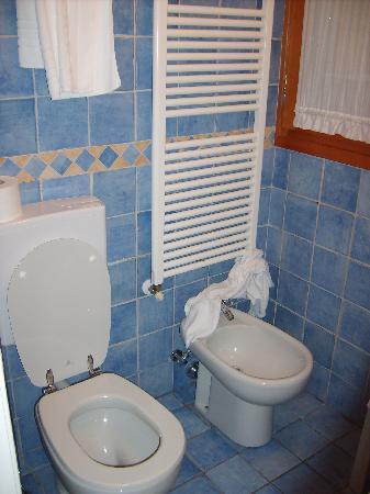Hotel Punta Mesco: bagno