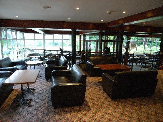 The Bushtown Hotel: The Hotel Foyer