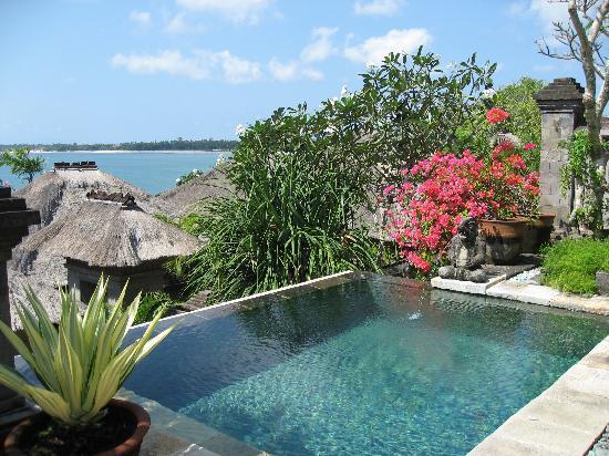 Four Seasons Resort Bali at Jimbaran Bay: Plunge pool