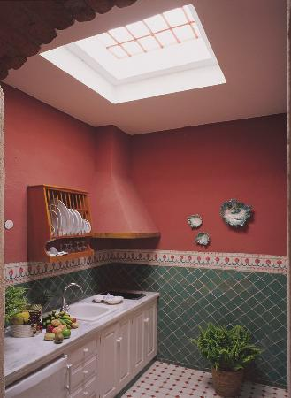 Los Realejos, สเปน: Cocina del apartamento 5