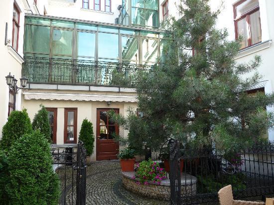 Wawel Hotel: hotel Wawel