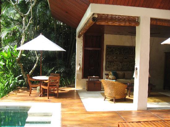 Four Seasons Resort Bali at Sayan: villa