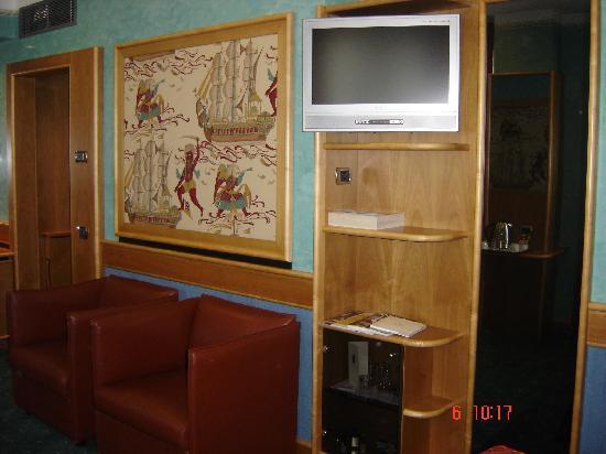 โรงแรมบลูเนลเลสชิ: Room