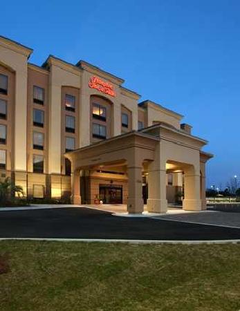 Hampton Inn & Suites Panama City Beach-Pier Park Area: Front