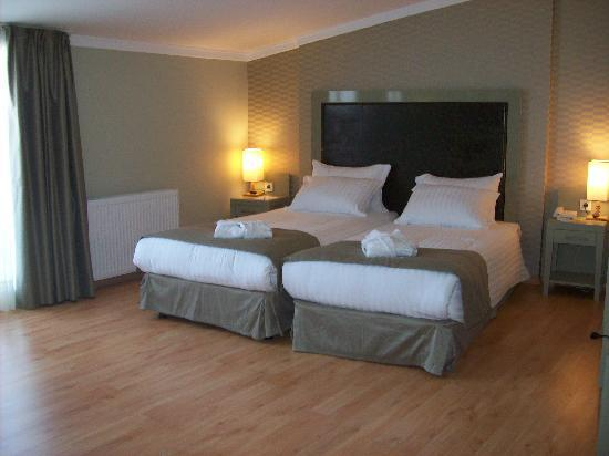Hotellino Istanbul: large, comfortable and nicely decorated rooms (room at the fifth floor)