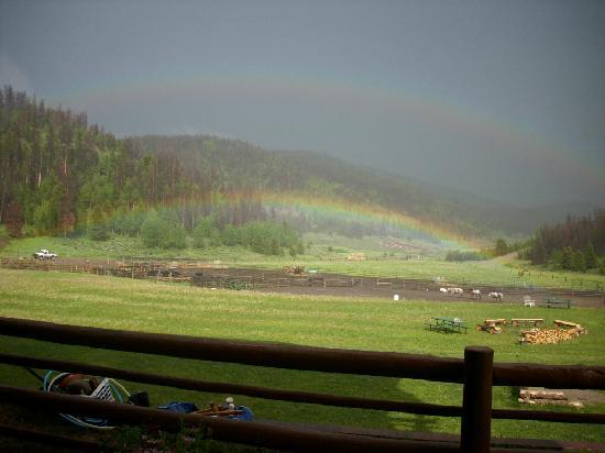 King Mountain Ranch: Doesnt get better than this in the mountains!