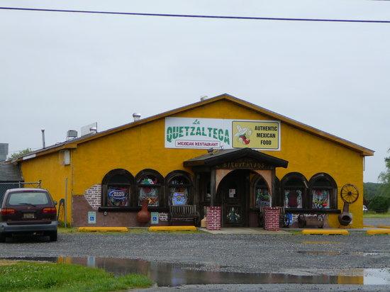 La Quetzalteca Restaurant : Exterior of La Quetzalteca