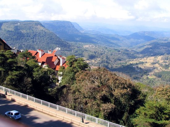 Hills around Gramado
