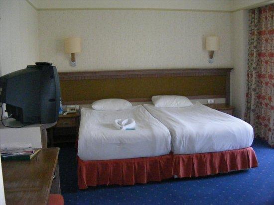 Melas Resort Hotel: our room