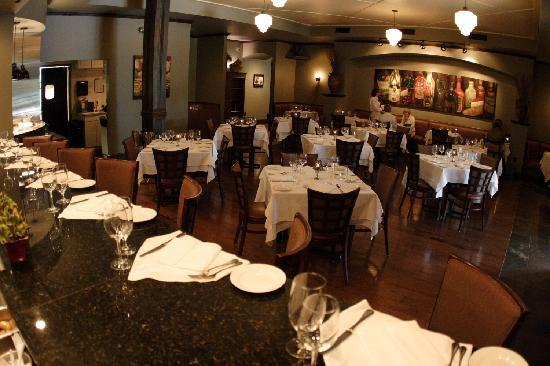 Satterfield's Restaurant: Satterfield's Chef's Counter and Dining Room