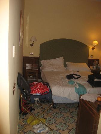 Antiche Mura Hotel : small rooms