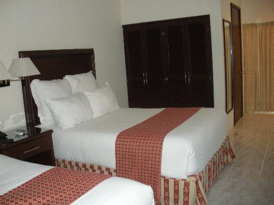 Hotel Bonampak: our room