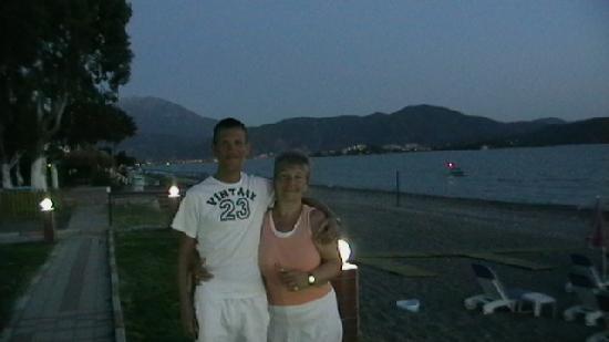 Hotel Yucel : us in calis beach