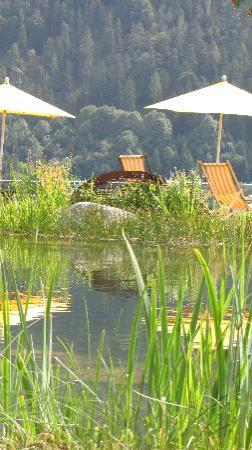 Familienparadies Sporthotel Achensee: little lake