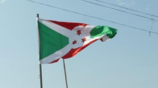 บูจุมบูรา, บุรุนดี: Burundian Flag