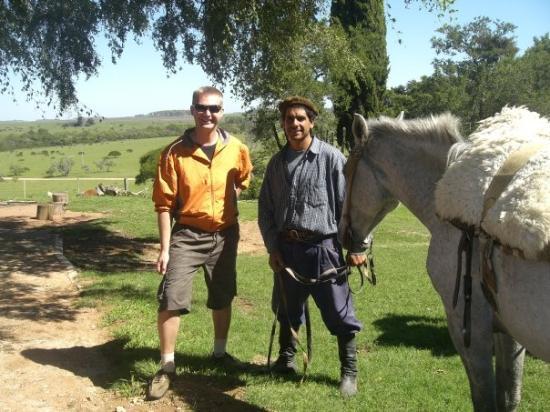 Cerro Colorado, Uruguay: ali en cavallo