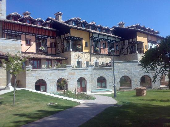foto de abadia de los templarios la alberca hotel abadia