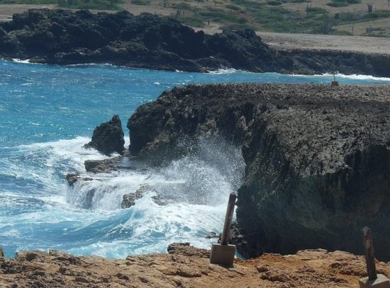 Libero Stato dell'Orange, Aruba: Mother nature's force