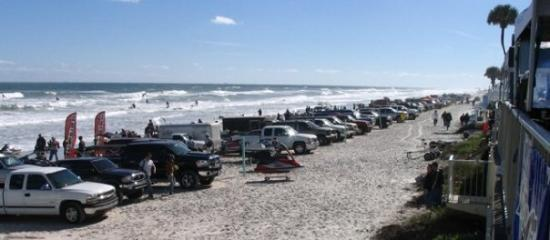Daytona Beach Fl Parking