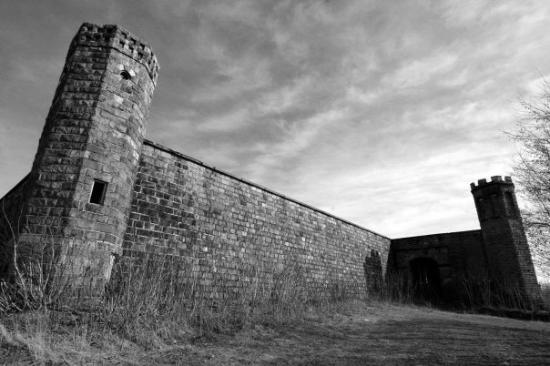 largest walled prison in world until 1936 -- Jackson, MI ...