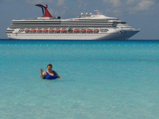 The Private Island Owned By Carnival Cruises Picture Of