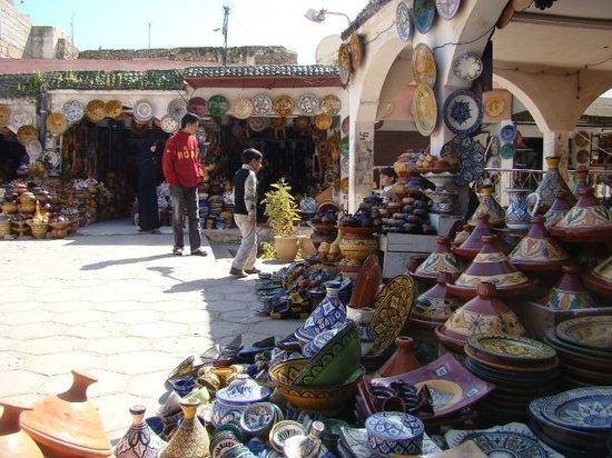Safi - poteries