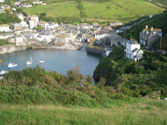 Port Isaac Cornwall Set Location Of Doc Martin Picture Of Port