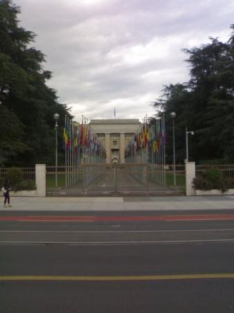 Palais des Nations: UN