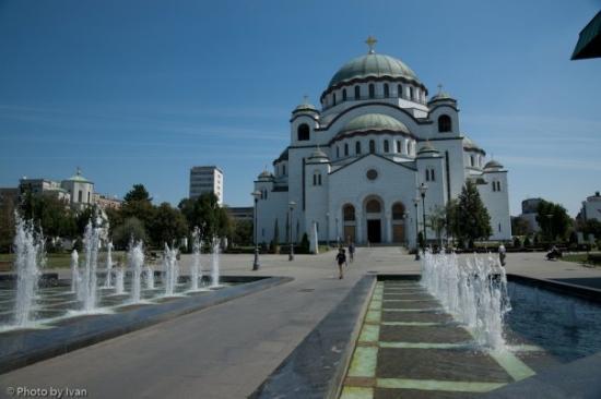 St. Sava Temple (Hram Svetog Save) ภาพถ่าย