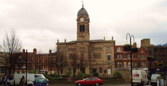 Дерби, UK: Derby, feb'09