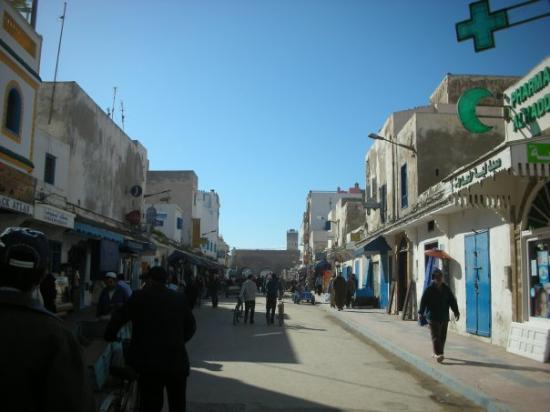 Bien connu le centre ville - Photo de Essaouira, région de Marrakech-Tensift  TJ67