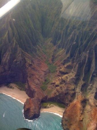 Nā Pali Coast State Park: Na Pali Coast