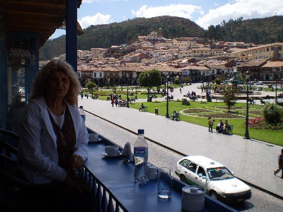 Plaza de Armas Cusco Hotel: Sara