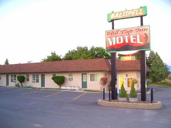 Kalispell Hilltop Inn: Hilltop Inn