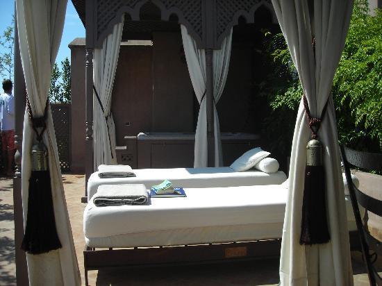 Riad Noir d'Ivoire: Private Terrace