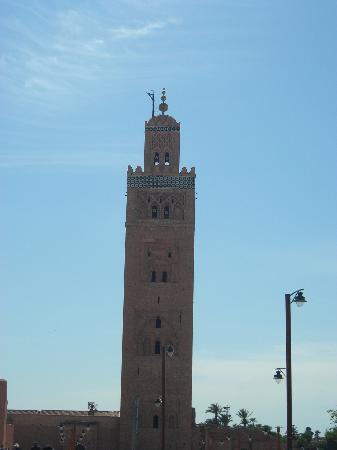 Riad Noir d'Ivoire: Medina