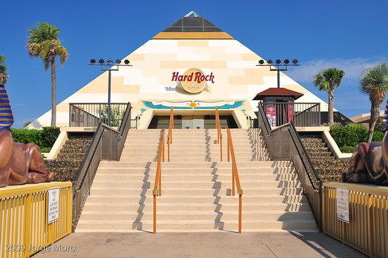 Hard Rock Cafe Main Entrance Roc Myrtle Beach
