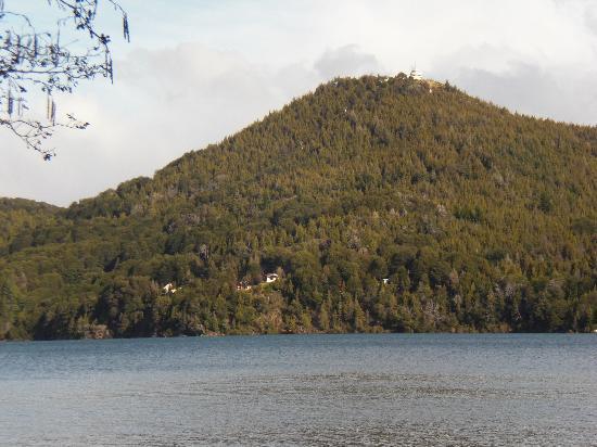 Peninsula Petit Hotel: Con vista al Cerro Campanario