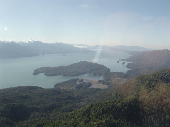 เคตชิคาน, อลาสกา: View of Fjords